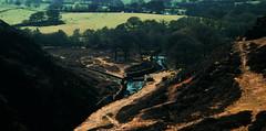 The Climber Looks Back (Clive Varley) Tags: moorland rurallancashire april2019 nikond7000 affinityphotobeta