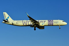 CS-TSG (Azores Airlines - WONDER) (Steelhead 2010) Tags: azoresairlines airbus a321 a321neo