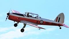 G-BXGP DeHavilland DHC-1 Chipmunk 22 WZ882 (BIKEPILOT, Thx for + 5,000,000 views) Tags: gbxgp dehavilland dhc1 chipmunk22 wz882 popham eghp airfield aerodrome airport aircraft aeroplane aviation flying flight army armyaircorps trainer military england britain sky pilot