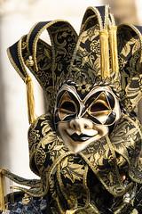 SON01197adj (Charlie Jobson) Tags: venice venezia carnevale people costume masks