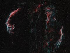 Veil nebula (MaGeOl) Tags: nebula astrophoto astrophotography astronomy stars space sky star telescope filters dust texture galaxy galaxies night light dark veil astrometrydotnet:id=nova3390753 astrometrydotnet:status=solved
