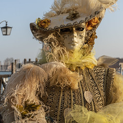 SON01228cropadj (Charlie Jobson) Tags: venice venezia carnevale people costume masks