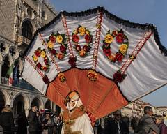 SON01224cropadj (Charlie Jobson) Tags: venice venezia carnevale people costume masks