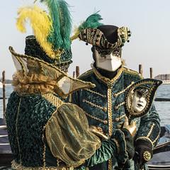 SON01221cropadj (Charlie Jobson) Tags: venice venezia carnevale people costume masks