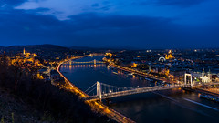 Budapest Night View (BisonAlex) Tags: europe 歐洲 sony a73 a7iii a7m3 a7 taiwan 台灣 外拍 旅拍 travel 街拍 street streetphoto streetshot hungary budapest 匈牙利 布達佩斯