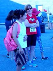 P5091432 (photos-by-sherm) Tags: 5k run runs mile cameron art museum wilmington nc north carolina spring fundraiser crowds children runners