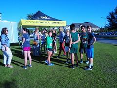 P5091407 (photos-by-sherm) Tags: 5k run runs mile cameron art museum wilmington nc north carolina spring fundraiser crowds children runners