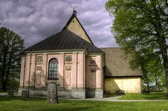 Veckholms Church (fixaraffe) Tags: veckholmskyrka uppland