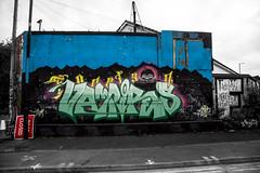 Foreign Vampires (PDKImages) Tags: streetart manchesterstreetart art graffiti manchester urban manchestergraffiti walls painting vampires