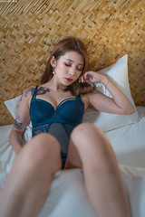 III09328 (HwaCheng Wang 王華政) Tags: 人像 外拍 馬甲 內衣 花蓮 費斯 玻璃屋 旅拍 corset underwear md model portraiture sony a7r3 ilce7rm3 a7r mark3 a9 ilce9 24 35 85 gm