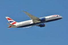 BA0189 LHR-EWR (A380spotter) Tags: takeoff departure climb climbout boeing 787 8 800 dreamliner™ dreamliner za455 gzbjf internationalconsolidatedairlinesgroupsa iag britishairways baw ba ba0189 lhrewr runway09r 09r london heathrow egll lhr