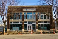 Hupmobile Building, Omaha, NE (Robby Virus) Tags: omaha nebraska ne hupmobile building sign signage architecture car hupp motor company detroit michigan dealer dealership auto row midtown