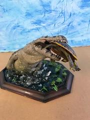Purussaurus & Stupendemys (1:35) / Limited Edition 35 Pieces (RobinGoodfellow_(m)) Tags: purussaurus rhino martin garratt limited edition stupendemys 135 resin model figure kit prehistoric crocodile cenozoic megafauna china diorama artist