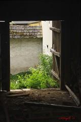 IMG_2112 (ChPflügl) Tags: maurerhaus farm bauernhof dreiseithof dreiseiter abandon decay verfall oberösterrreich upperaustria mühlviertel österreich austria
