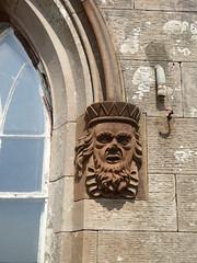 Paddy Mcgrey (seanofselby) Tags: castle toward harbour lodge gatehouse gargoyles