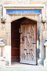 Oxford - Photocredit Neil King-19 (Neilfatea) Tags: oxford england door library