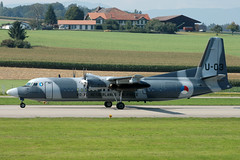 F60-UTA-N U-03 - cn 20327 RNethAF 334Sqn 040902 Payerne 1002 (Nikon Photographer NL) Tags: rnethafnavy military dutch nederlands aviation