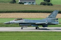 F-16A J-055 gygy cn 6D-138 RNethAF 322Sqn 040903 Payerne 1002 (Nikon Photographer NL) Tags: rnethafnavy military dutch nederlands aviation