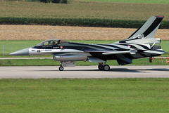 F-16A J-016 spc RNethAF 323Sqn 040903 Payerne 1002 (Nikon Photographer NL) Tags: rnethafnavy military dutch nederlands aviation