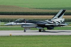 F-16A J-016 spc RNethAF 323Sqn 040903 Payerne 1001 (Nikon Photographer NL) Tags: rnethafnavy military dutch nederlands aviation