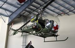H-13 Sioux (John W Olafson) Tags: 4077mash helicopter chopper ambulance bellh13sioux hotlips hawkeyepierce