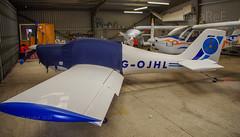 G-OJHL Europa Aviation Europa msn PFA 247-13039 (eLaReF) Tags: gojhl europa aviation msn pfa 24713039