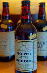 Bottle of South of the Border from the Potton Brewery (Panasonic Lumix S1 & 24-105mm f4 Zoom) DxO Edited (markdbaynham) Tags: beer cerveza birra ale craftbeer realale pottonbrewery bottle glass label panasoniclumix lumix lumixs lumixer 24105mm 24105mmf4 s1 panasonics1 lumixs1 panasoniclumixs1 mirrorless mirrorlesscamera mirrorlessfullframe fullframe ff fx panasonicmirrorlesscamera fullframemirrorless pottonbeer