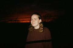 sunset (carmen_canedo) Tags: 35mm minolta portrait maine