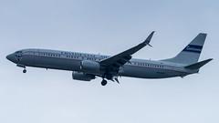N75435 (gankp) Tags: washingtondullesinternationalairport unitedairlines united retro livery n75435