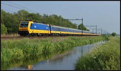 2/11 NSR E186 040 - Delft-Zuid, 18-05-2019 (dloc567) Tags: train trein zug zuch delft traxx br186 icr bombardier nsr