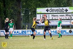 Baardwijk MO17-1 vs DVVC MO17-1 (48 van 54) (MiGe Fotografie) Tags: baardwijk baardwijkmo171 meisjesvoetbal meisjes meisjesonderde17 sportparkolympia waalwijk competitie canon80d fotografie hobbyfotografie hobby