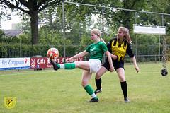 Baardwijk MO17-1 vs DVVC MO17-1 (22 van 54) (MiGe Fotografie) Tags: baardwijk baardwijkmo171 meisjesvoetbal meisjes meisjesonderde17 sportparkolympia waalwijk competitie canon80d fotografie hobbyfotografie hobby