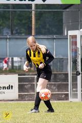 Baardwijk MO17-1 vs DVVC MO17-1 (16 van 54) (MiGe Fotografie) Tags: baardwijk baardwijkmo171 meisjesvoetbal meisjes meisjesonderde17 sportparkolympia waalwijk competitie canon80d fotografie hobbyfotografie hobby