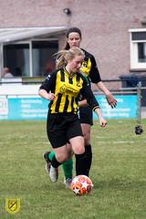 Baardwijk MO17-1 vs DVVC MO17-1 (9 van 54) (MiGe Fotografie) Tags: baardwijk baardwijkmo171 meisjesvoetbal meisjes meisjesonderde17 sportparkolympia waalwijk competitie canon80d fotografie hobbyfotografie hobby
