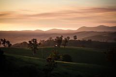 Buchan sunset (Skye Auer) Tags: skyeauer colour victoria sunset landscape eastgippsland buchanriver farm rural autumn australia country