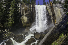 The Vernal Falls in Yosemite, California (ttchao) Tags: california yosemite vernalfalls waterfalls sony ilce7rm3 a7riii a7r3 ngc
