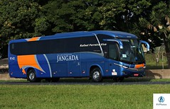 Jangada - 9143 (RV Photos) Tags: transportesjangada marcopolo marcopolog7new paradiso1050 scania onibus bus toco turismo br116 rodoviapresidentedutra
