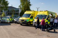 Brooklands Museum 999 Day (Ashley Middleton Photography) Tags: 999 ambulance bluelight brooklandsmuseum emergencyservices england europe surrey unitedkingdom weybridge