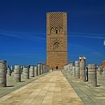 The Hassan Tower, 44m/140', Rabat, Morocco thumbnail