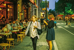 Kodak Portra 800 17 (kc_tinari) Tags: philadelphia philly street streetphotography 35mmfilm kodak portra160 800