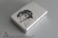 1993-12 L-IX Ayrton Senna - unique copy of this lighter, engraved, painted, plated with white gold (private collection) 01 (Pastis57) Tags: collection zippo pastis57 pastis pascal tissier lighter accendino feuerzeug mechero briquet zippoライター cigarette 打火机 upaljač 打火機 легче ljusare tändare 1993 ayrton senna formule 1 f1 grand prix brazil brésil