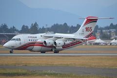 C-GVFK (LAXSPOTTER97) Tags: cgvfk avro 146 rj85 cn e2268 ln 268 conair aviation airport cyxx airplane