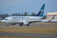 C-GWSH (LAXSPOTTER97) Tags: westjet boeing 737 737700 cgwsh cn 29886 ln 1258 airport aviation cyxx airplane