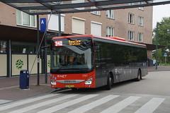 Iveco Crossway LE  Connexxion / R--NET 2767 met kenteken 02-BKF-6 in bus station van Uithoorn 18-05-2019 (marcelwijers) Tags: iveco crossway le connexxion rnet 2767 met kenteken 02bkf6 bus station van uithoorn 18052019 busse buses lijnbus linienbus autobus autocar öpnv nederland niederlande netherlands pays bas coach
