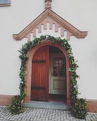 Ring äh Kirche frei zur zweiten Runde. #Konfirmation (alexebel) Tags: instagram iphone4