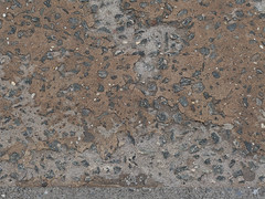 A17671 / wooster underfoot with extra texture (janeland) Tags: newyorkcity newyork 10012 soho woosterstreet underfoot abstract pe016 concrete concretecanvas noncoloursincolour may 2018 aggregate