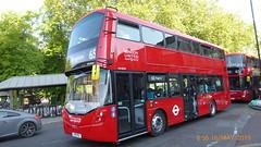 P1160505 VH45314 LF19 FWJ at Ealing Broadway Station Haven Green Ealing Broadway London (LJ61 GXN (was LK60 HPJ)) Tags: ratp londonunited volvob5lhybrid wrightbusgemini3streetdeckstyle wrightbusgemini3 106m 10600mm vh45314 lf19fwj ar122