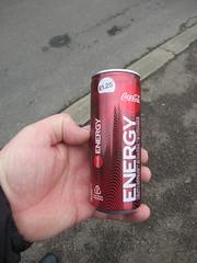 Coca Cola Energy New (@oakhamuk) Tags: cocacola energy new