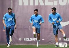 DSC_7992 (VAVEL España (www.vavel.com)) Tags: fcb barcelona barça media press previa football fútbol futebol soccer liga eibar blaugrana