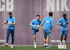 DSC_7990 (VAVEL España (www.vavel.com)) Tags: fcb barcelona barça media press previa football fútbol futebol soccer liga eibar blaugrana
